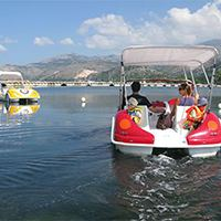 Argostoli Lagoon Activities Kefalonia